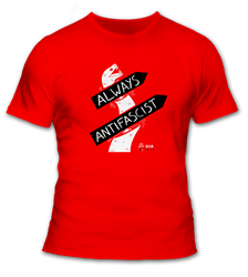 Always Antifascist Tee