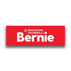 DSA for Bernie Bumper Stickers