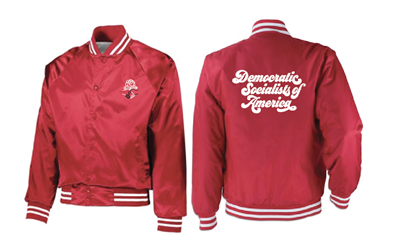 DSA Baseball Jacket