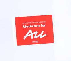 Medicare For All 15 Sticker Pack