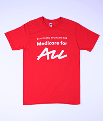 Medicare For All T-shirts