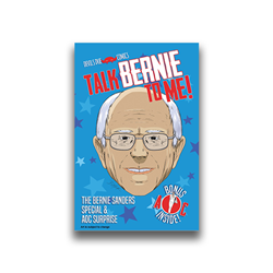 Talk Bernie To Me Comic